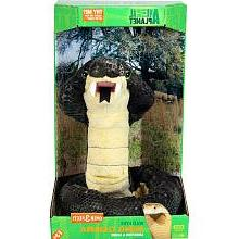 Animal Planet 40 inch Animotion Snakes - King Cobra, Green