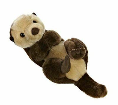 Baby Gift New Aurora World Miyoni Sea Otter Plush Toy