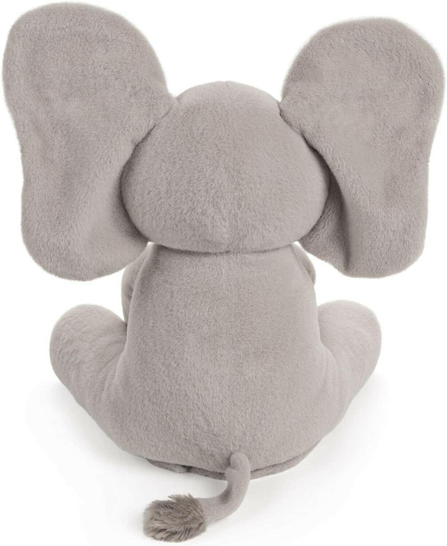 GUND Baby Baby Elephant Stuffed Animal Gray,
