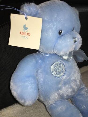 Gund Baby First Teddy Bear Feet