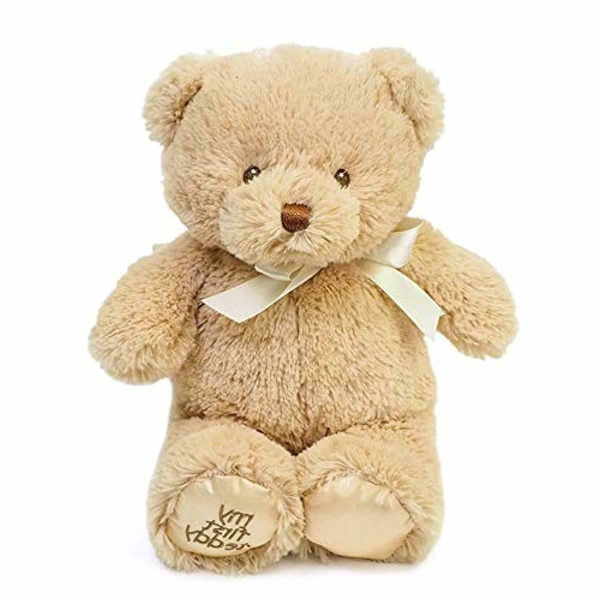 Baby My Teddy Plush, Tan