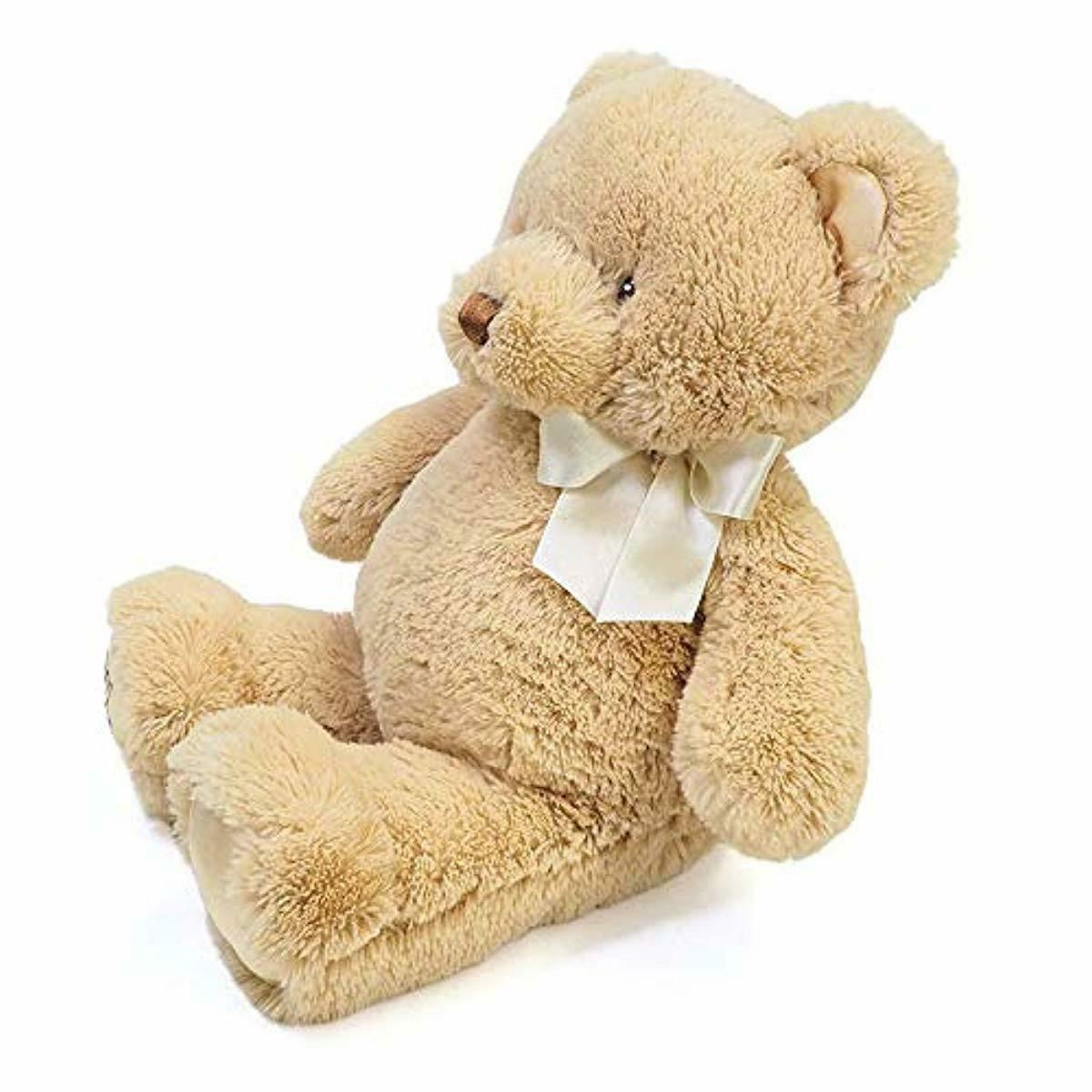 """Teddy Stuffed Plush, 15"""""""