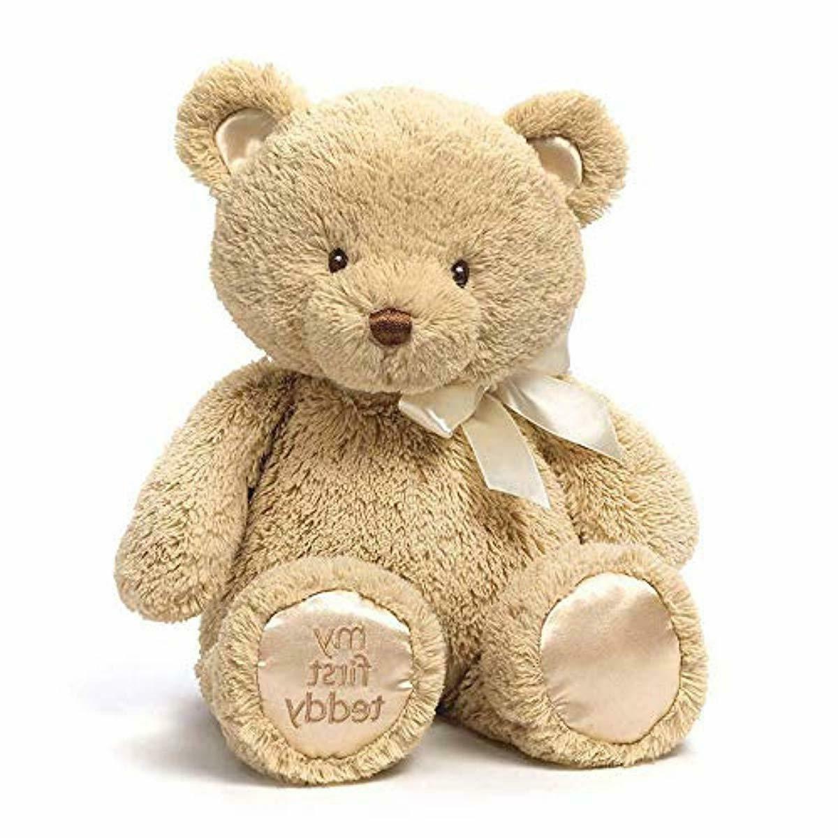 baby gund my 1st teddy bear stuffed