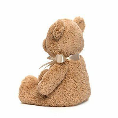 Baby GUND My Teddy Stuffed Plush,