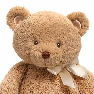 "Baby GUND Teddy Plush, Tan, 15"""