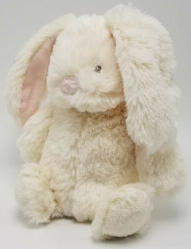 "Baby Stuffed Animal Soft Cream, 8"" Rabbit"