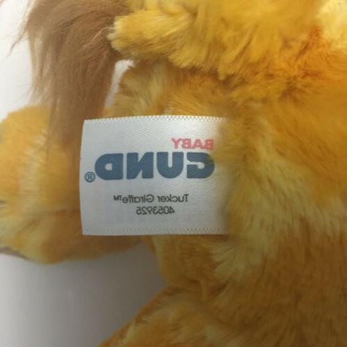 """Baby Stuffed Plush, 8"""""""