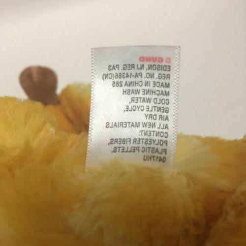 """Baby GUND Giraffe Stuffed Plush, 8"""""""