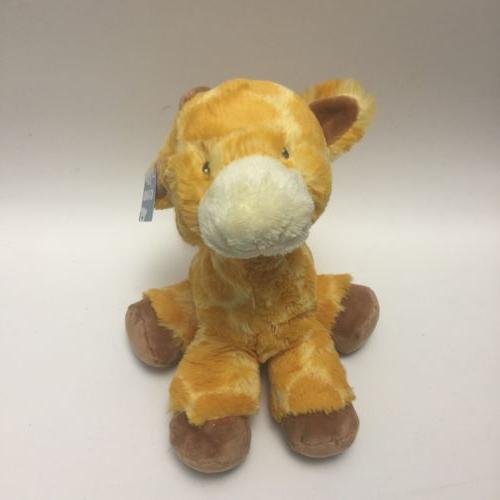 baby tucker giraffe stuffed animal plush 8