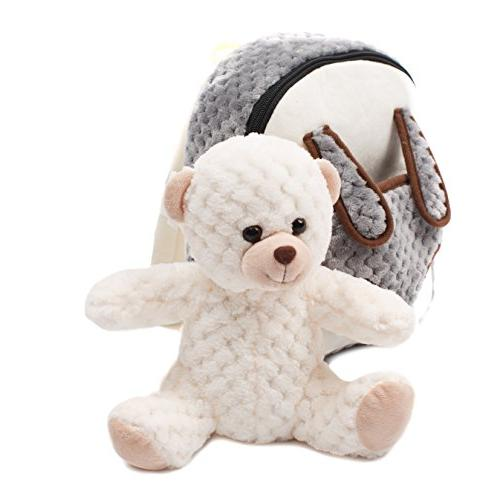 Cute Toy Toddler – Toy – Backpacks And Girls With Plush