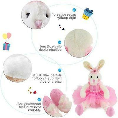WEWILL Stuffed Animal Soft Toys Doll,...
