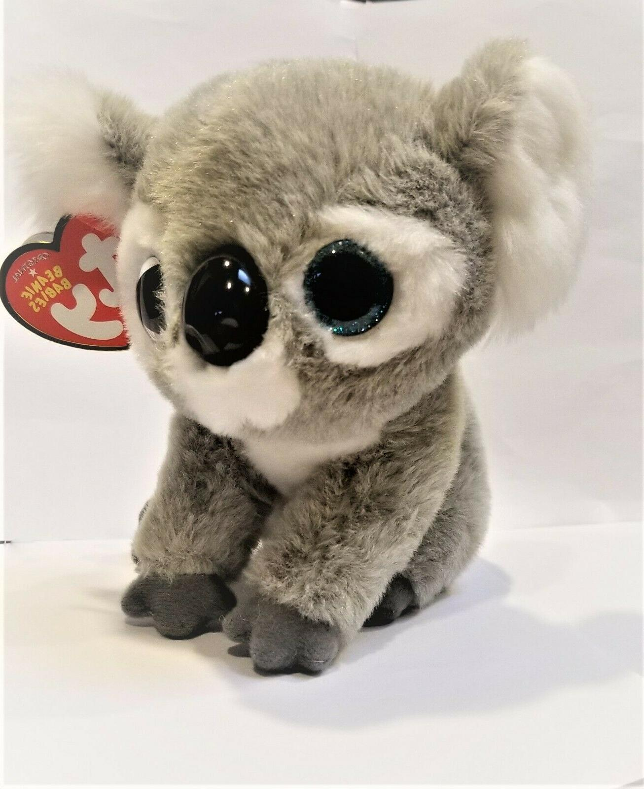 beanie babies 6 kookoo the koala stuffed