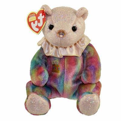 beanie babies birthday teddy bear