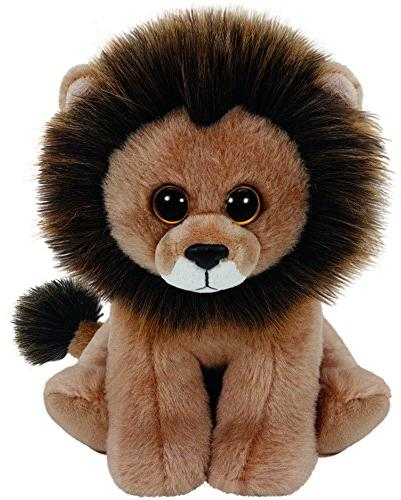 """Ty 6"""" Beanie Babies Cecil the Lion 2015 Limited Edition MWMT"""