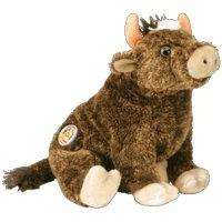 Ty Beanie Babies Jersey the Bull January 2004 Beanie of the