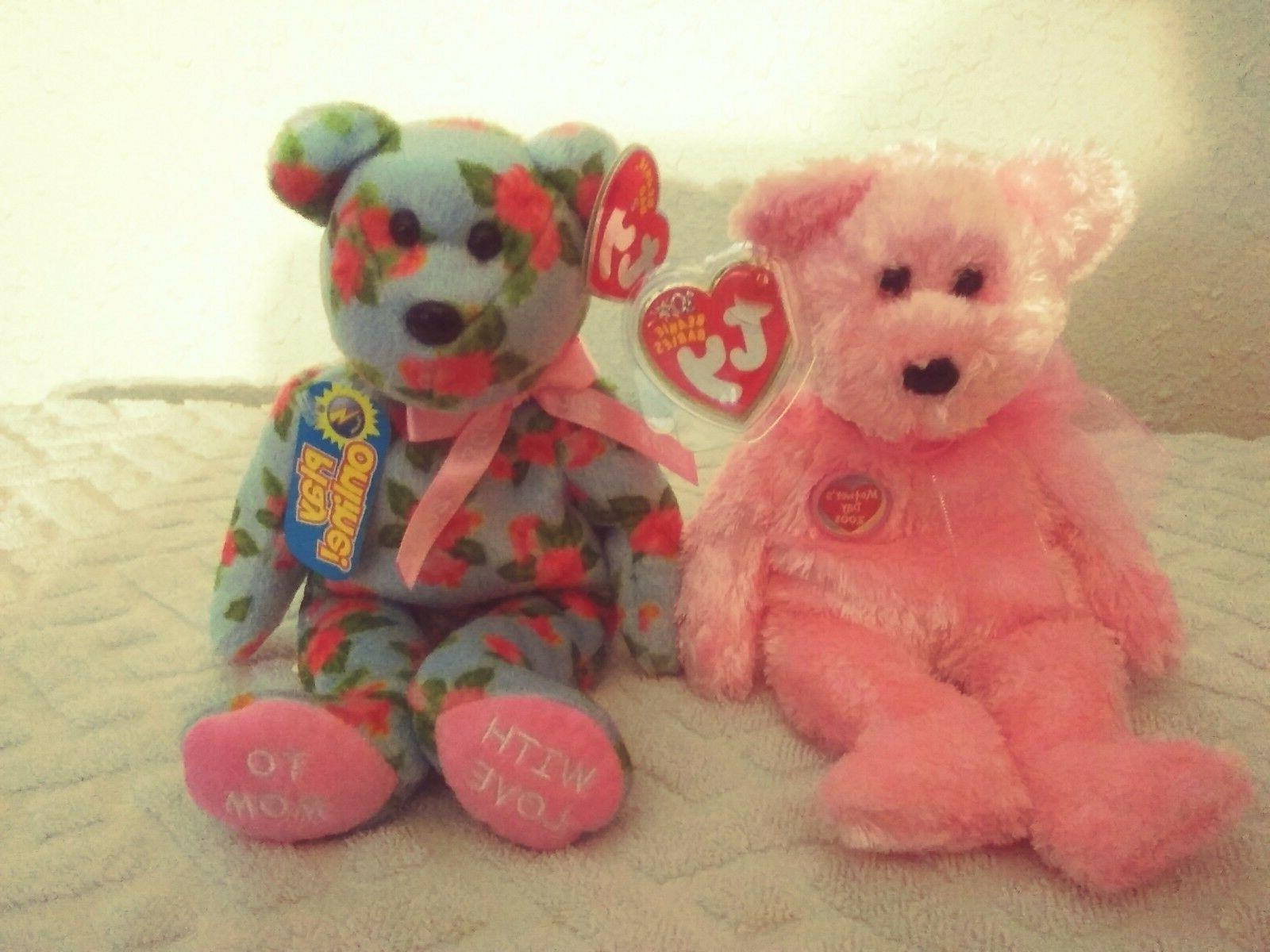 beanie babies plush original stuffed animals 2003