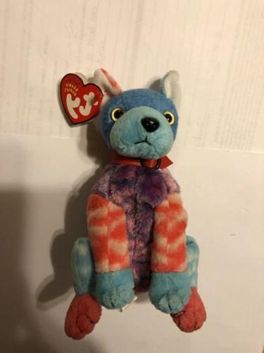 TY - HODGE-PODGE Dog MWMTs Animal Toy