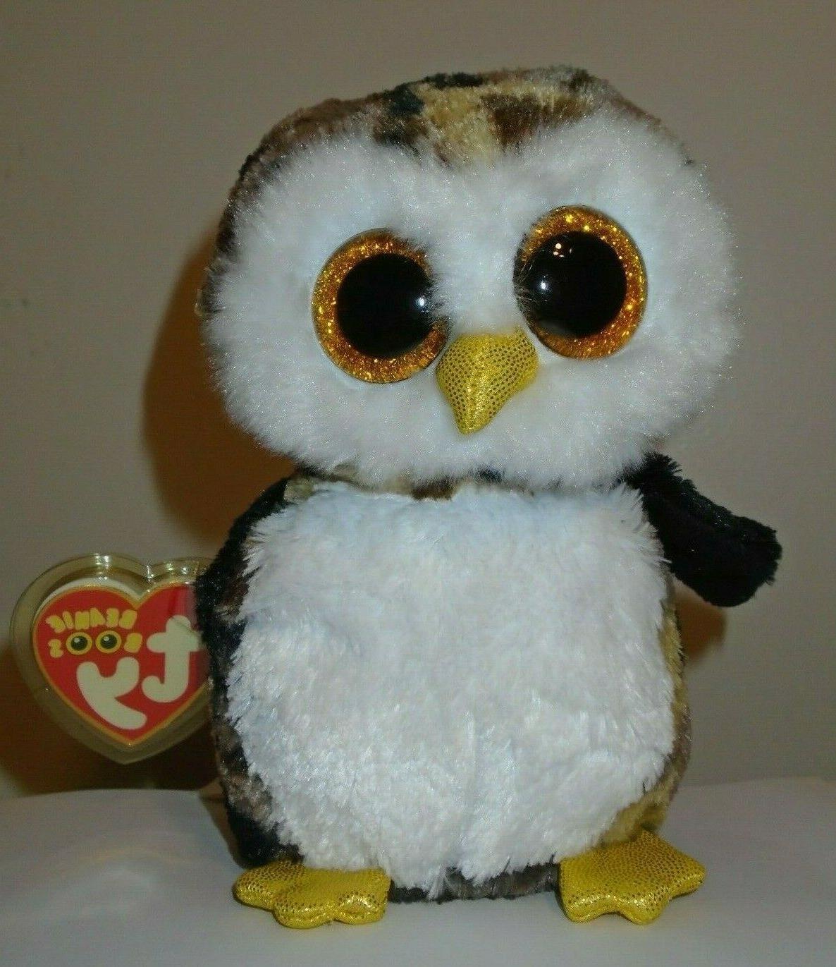beanie boos owliver camo owl