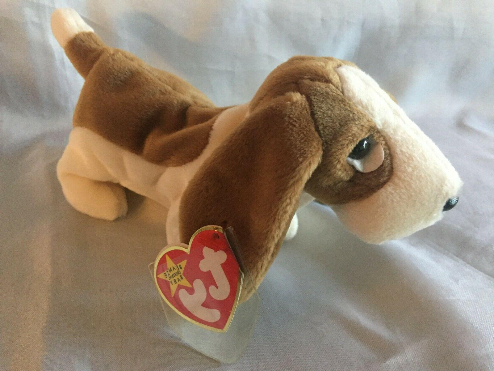 4440a105833 Ty Beanie Baby Tracker -with Tag