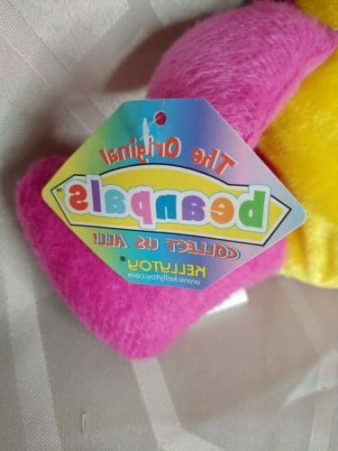 Kellytoy Animals Chicken Pink Tye