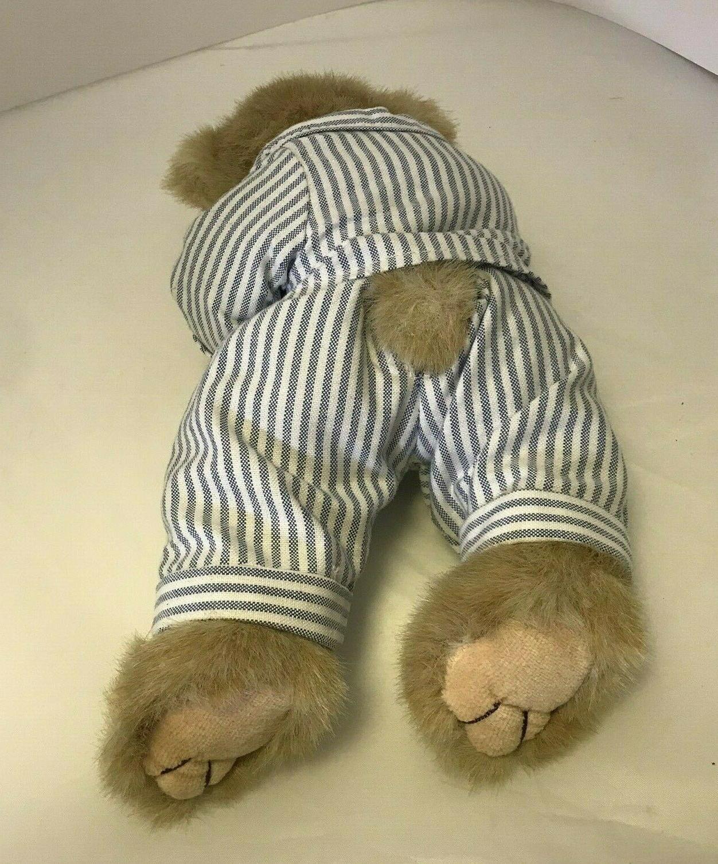 Bearington Willie Bear Get Well Plush Animal tags