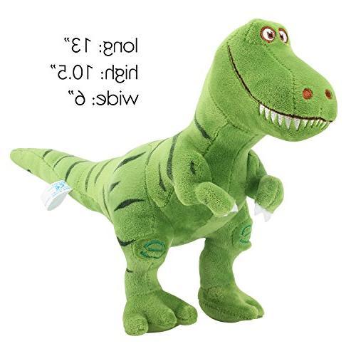 Zooawa Bed Animal Plush Dinosaur Figure