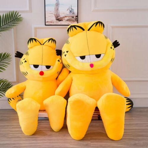 Big Garfield Cat Plush Soft Giant Stuffed Animals Xmas
