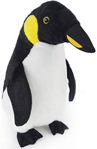 big penguin plush soft stuffed
