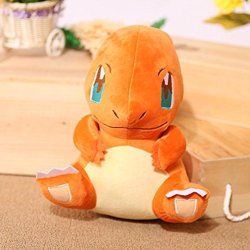 big pokemon charmander plush toy
