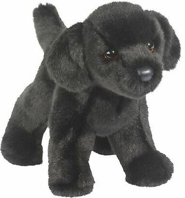 black lab retriever stuffed animal