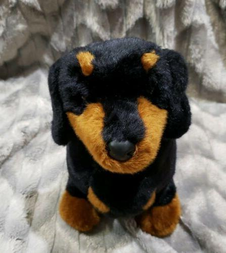 Douglas Tan Dog Puppy Plush Stuffed Animal NWT