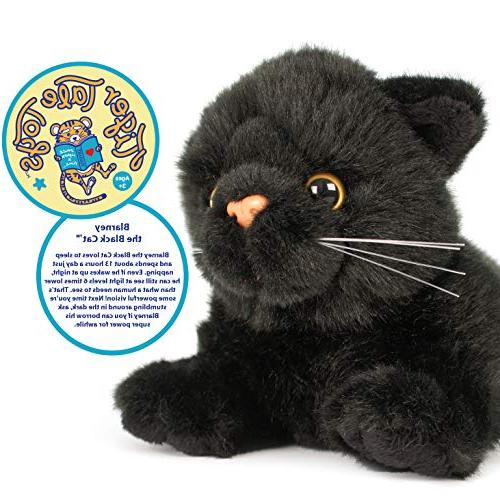 VIAHART Blarney The Cat | 7 Inch Animal Plush Tiger