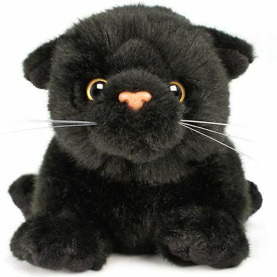 blarney black cat animal plush