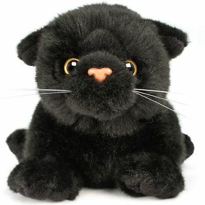 blarney black cat animal plush