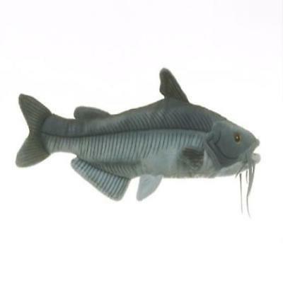blue catfish fish plush stuffed
