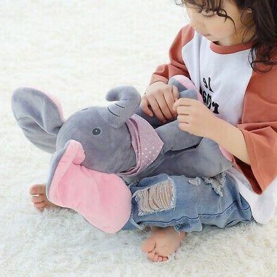 Singing Elephant Doll Toy