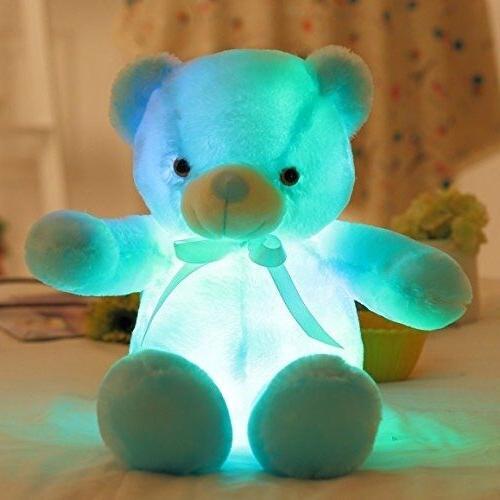 Up LED Bear Animals Plush