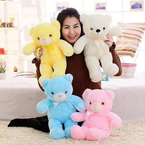 Wewill Up LED Inductive Teddy Bear Stuffed