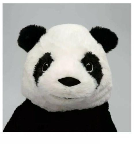 "Brand IKEA Bear 12"" Stuffed Plush Black"