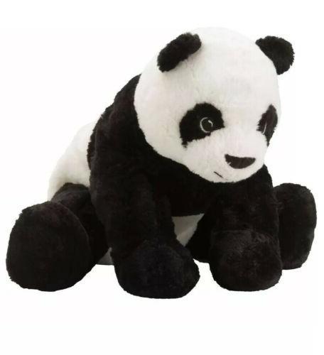 brand new ikea panda bear 12 stuffed