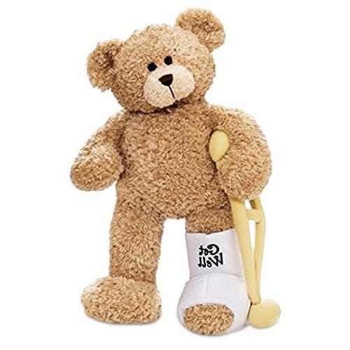 Gund Break A Leg Jr Broken Leg Bear