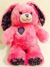 Build a Bear Workshop Friends Furever Bunny BFF Forever Pink