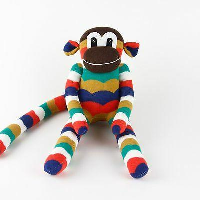 camouflage wave original sock monkey stuffed animals