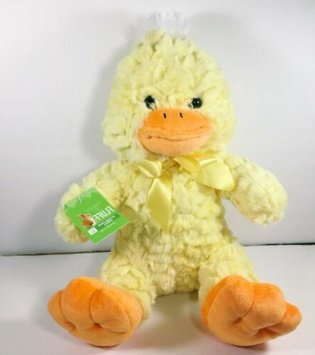 chick plush 10 stuffed animal new duck