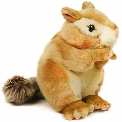 chief the chipmunk 5 inch stuffed animal
