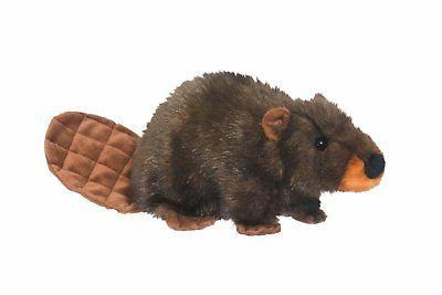 chops beaver stuffed animal soft