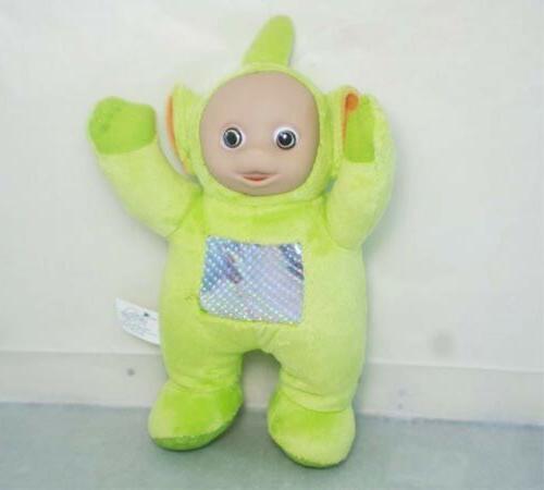 Christmas Teletubbies Dipsy Stuffed plush 9'