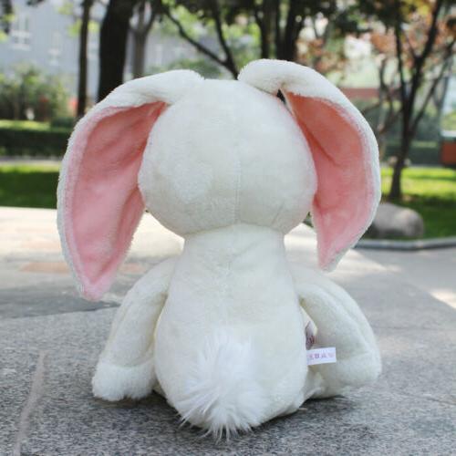 Christmas CM NICI white rabbit Stuffed Animals soft toys