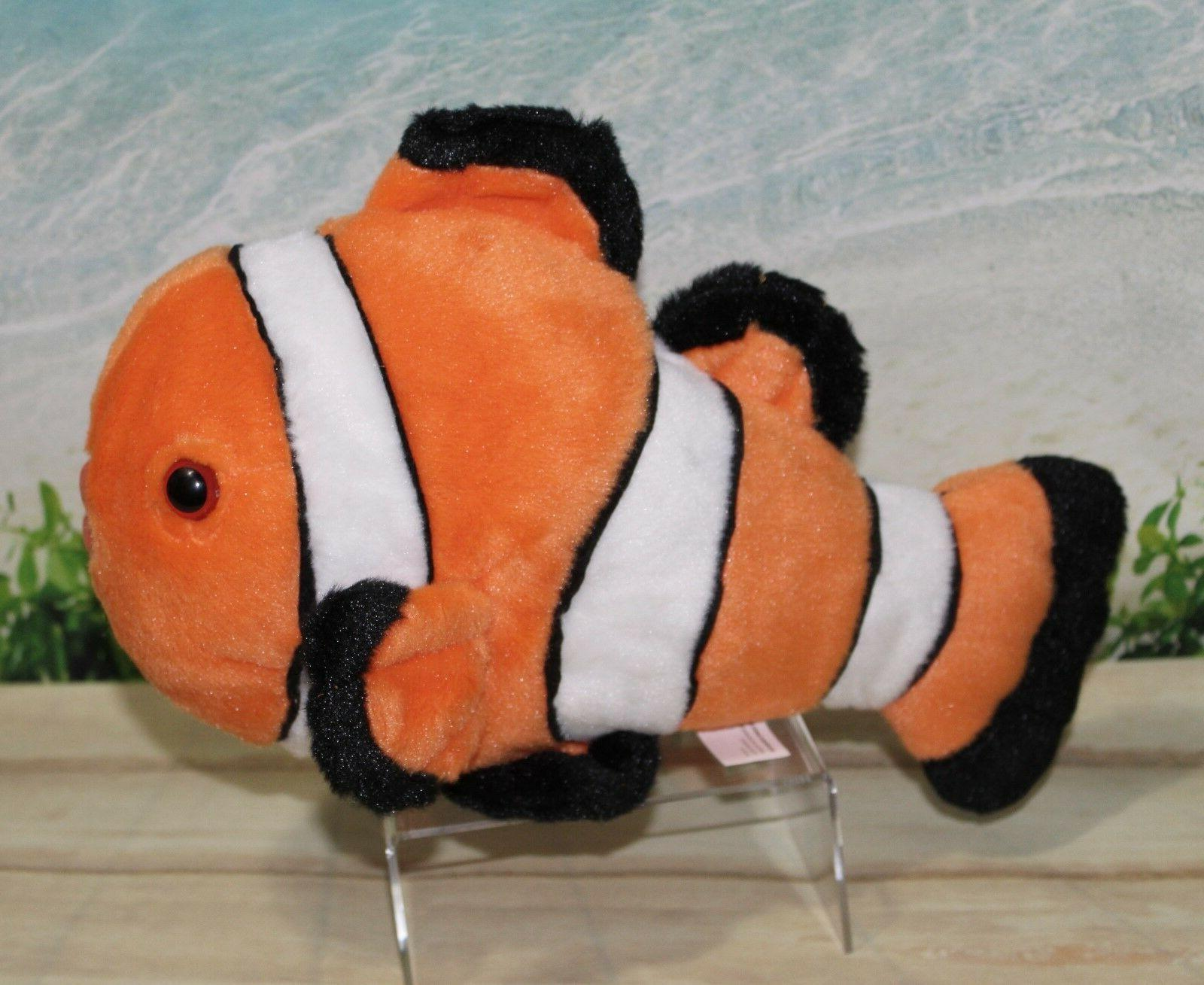clownfish plush