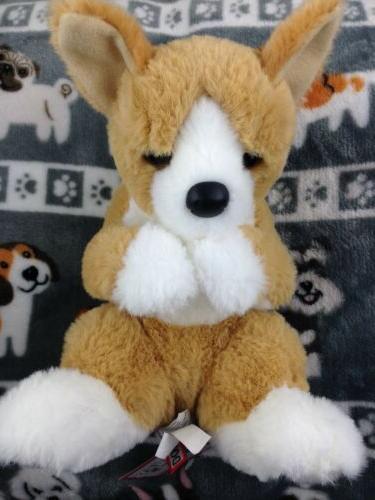 corgi stuffed animal